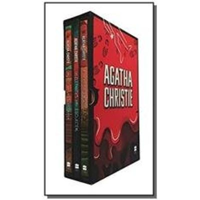 AGATHA CHRISTIE - BOX 2