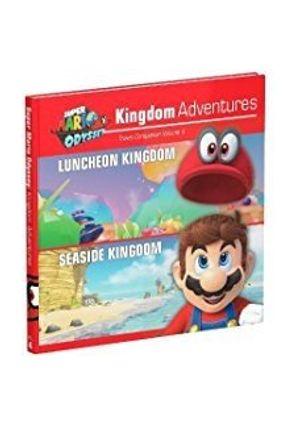 Super Mario Odyssey Kingdom Adventures - Vol. 4 - Games,Prima Games,Prima | Hoshan.org