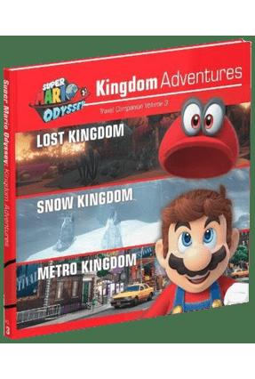 Super Mario Odyssey Kingdom Adventures - Vol. 3 - Games,Prima | Hoshan.org