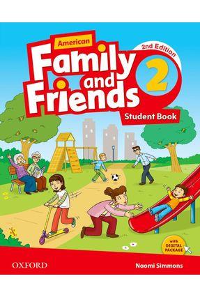 Am Family And Friends - Level 2 - Student's Book - 2ª Edition - Naomi Simmons Tamzin Thompson Jenny Quintana pdf epub