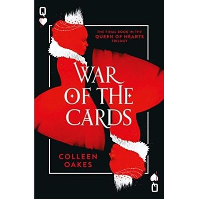 Queen Of Hearts - War Of The Cards