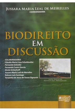 Biodireito Em Discussão - Meirelles,Jussara Maria L.de | Tagrny.org