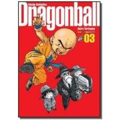 DRAGON BALL EDICAO DEFINITIVA VOL. 3