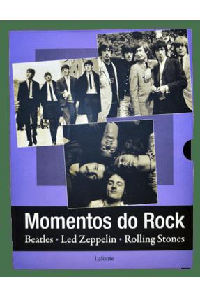 Box - Momentos do Rock - 3 Volumes - Escala | Hoshan.org