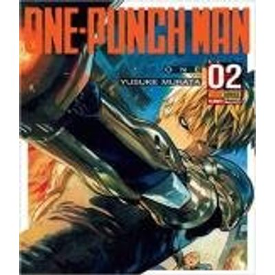 ONE-PUNCH MAN - VOL.2