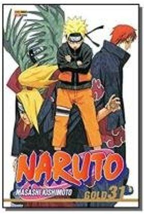 NARUTO GOLD VOL.31