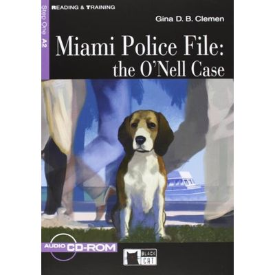 Miami Police File: The O'nell Case - Level 1 - Book + CD