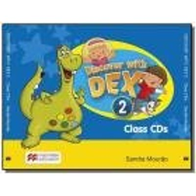 DISCOVER WITH DEX CLASS AUDIO CD-2