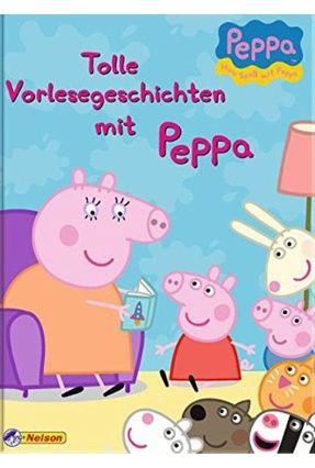 Peppa - Tolle Vorlesegeschichten Mit Peppa - Carlsen verlag   Tagrny.org