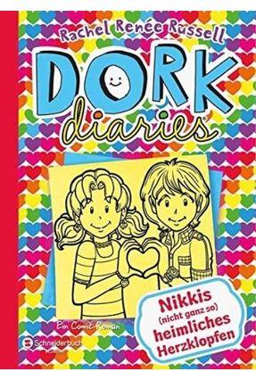 Dork Diaries - Band Vol. 12 - Nikkis (Nicht Ganz So) Heimliches Herzklopfen - Russell,Rachel Renée   Hoshan.org