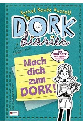 Dork Diaries - Band Vol. 3 1/2 - Mach Dich Zum Dork! - Russell,Rachel Renée   Tagrny.org