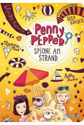 Penny Pepper Vol. 5 - Spione Am Strand - Rylance,Ulrike | Hoshan.org