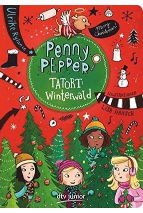 Penny Pepper - Tatort Winterwald - Rylance,Ulrike   Hoshan.org