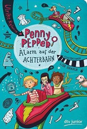 Penny Pepper - Alarm Auf Der Achterbahn - Rylance,Ulrike | Hoshan.org