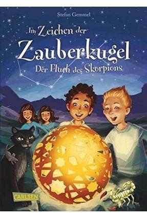 Der Fluch Des Skorpions - Im Zeichen Der Zauberkugel. Band Vol. 2 - Gemmel,Stefan   Tagrny.org