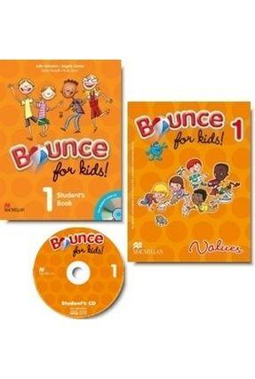 Bounce For Kids 1 - Student's Pack - Macmillan pdf epub