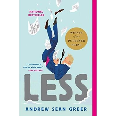Less - Winner Of The Pulitzer Prize - A Novel