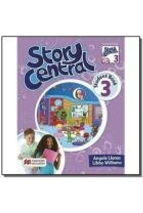 STORY CENTRAL 3 SB WITH EBOOK PACK