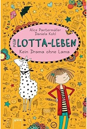 Mein Lotta-Leben Vol. 8 - Kein Drama Ohne Lama - Pantermüller,Alice Pantermüller,Alice | Tagrny.org