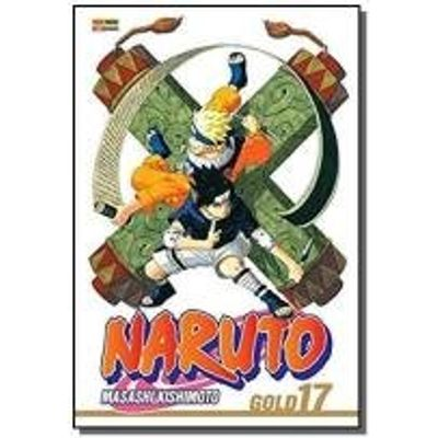 NARUTO GOLD - VOL.17