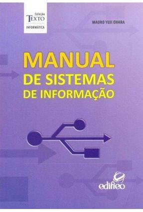 Manual De Sistemas De Informação - Mauro Yuji Ohara   Hoshan.org