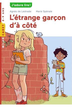 Garçon D'à Côté (Le) - De Lestrade,Agnès | Tagrny.org