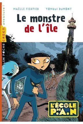 Monstre De L'île (Le) - Fierpied,Maëlle Fierpied,Maëlle   Tagrny.org