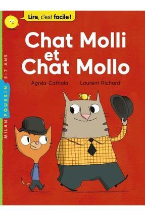 Chat Molli Et Chat Mollo - Cathala,Agnès | Hoshan.org