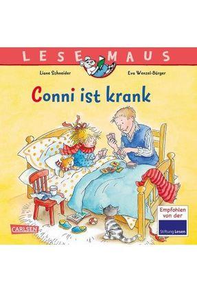 Conni Ist Krank - Schneider,Liane | Hoshan.org