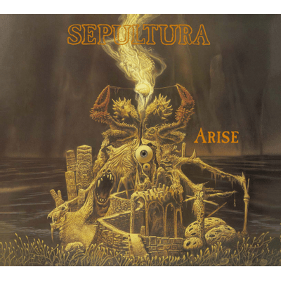 Sepultura - Arise Expanded Edition - 2 Cd's