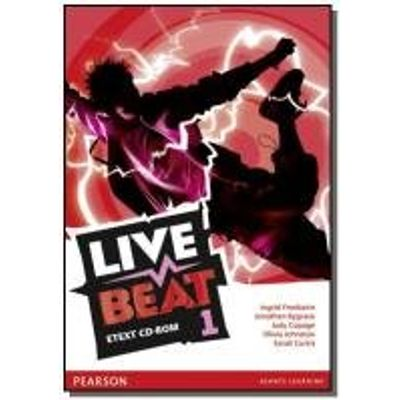 LIVE BEAT 1 ETEXT CD-ROM