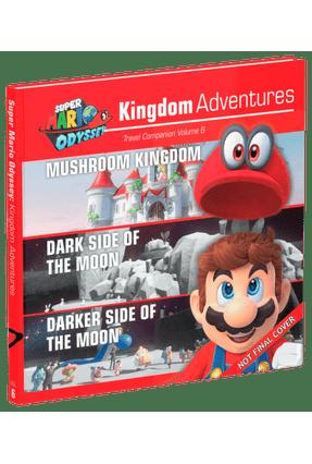 Super Mario Odyssey Kingdom Adventures Vol. 6 - Games,Prima | Hoshan.org