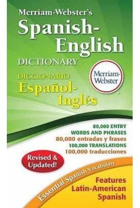Merriam-Webster's Spanish-English Dictionary - Merriam-Webster | Hoshan.org