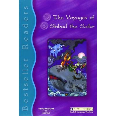 Bestseller Readers 2: The Voyages Of Sinbad Sailor - Book + Audio CD