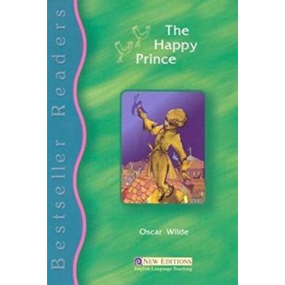 The Happy Prince Book + Audio CD - Bestsellers 1