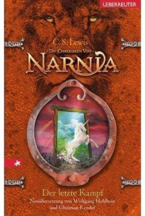 Die Chroniken Von Narnia 7 - Der Letzte Kampf - S. Lewis,Clive S. Lewis,Clive   Tagrny.org