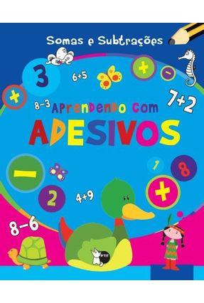 Aprendendo Com Adesivos - Somas E Subtrações - Susaeta Ediciones pdf epub