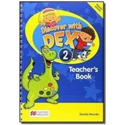 DISCOVER WITH DEX TEACHERS BOOK PACK-2