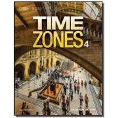 Time Zones 4 Student´S Book With Online Workbook - 2Nd Ed