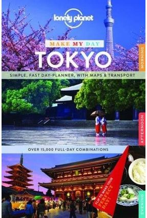 Lonely Planet Make My Day Tokyo - Lonely Planet | Hoshan.org