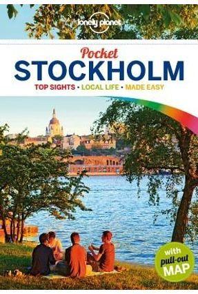 Lonely Planet - Pocket Stockholm - Lonely Planet Becky Ohlsen | Hoshan.org