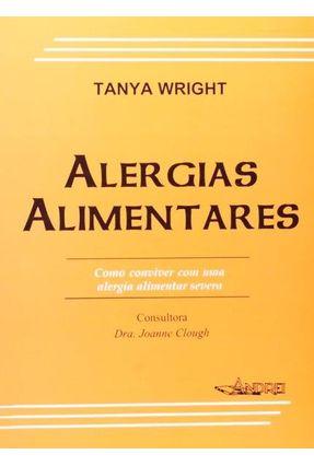 Alergias Alimentaes - Wright,Tanya | Hoshan.org