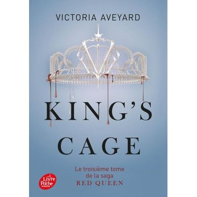 Red Queen - Tome 3 - King's Cage