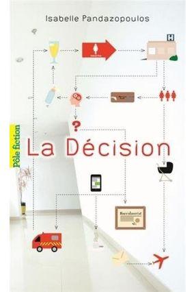 La Décision - Pandazopoulos,Isabelle pdf epub