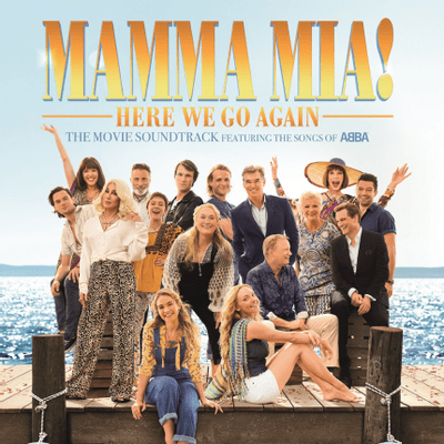 Mamma Mia! Here We Go Again - Trilha Sonora do Filme