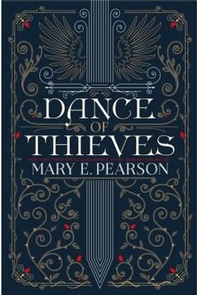 Dance Of Thieves - Pearson,Mary E   Hoshan.org