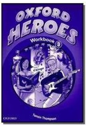 Oxford Heroes 3 - Workbook
