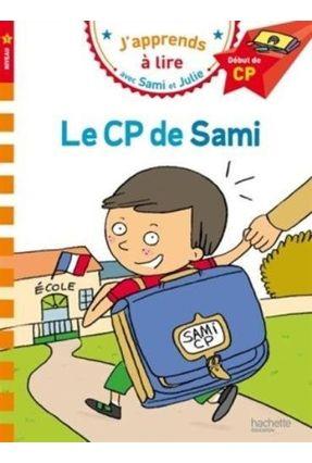 J'apprends à lire avec Sami et Julie - CP Niveau 1 -  Le CP de Sami - Lesbre,Laurence pdf epub