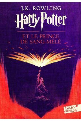 Harry Potter Et Le Prince De Sang-Mêlé - Rowling,J. K.   Hoshan.org