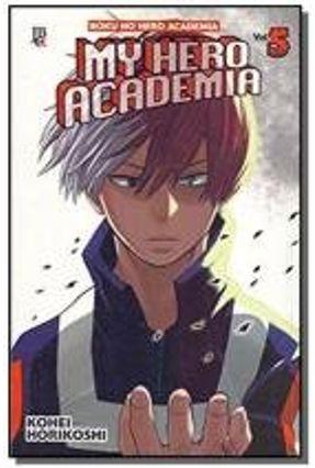 MY HERO ACADEMIA: BOKU NO HERO ACADEMIA - VOL.5